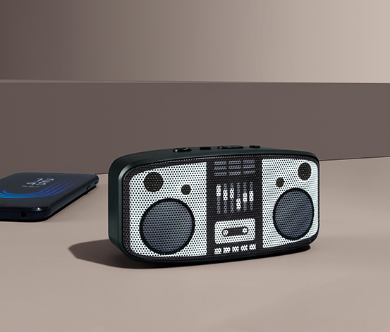Mini-enceinte Bluetooth®
